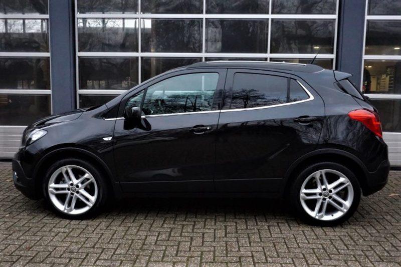 Opel Mokka Autobedrijf Bijker